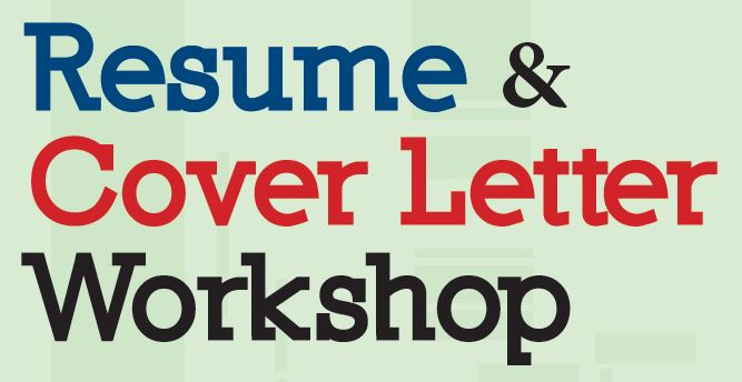 Resume & Cover Letter Workshop